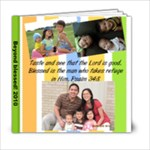 grandparents - 6x6 Photo Book (20 pages)