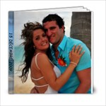 VICKY - 6x6 Photo Book (20 pages)