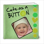 MY LITTLE GIRL 6x6 - 6x6 Photo Book (20 pages)
