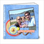 Summer Book - 6x6 Photo Book (20 pages)