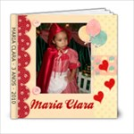 clara - 6x6 Photo Book (20 pages)