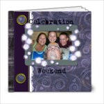 Moms Celebration - 6x6 Photo Book (20 pages)