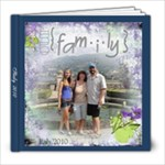 Italy  - 8x8 Photo Book (39 pages)