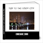 Alli Chicago 2010 - 8x8 Photo Book (20 pages)