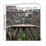 Girl s Italy Book - 6x6 Photo Book (20 pages)