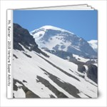 rainier book - 8x8 Photo Book (20 pages)