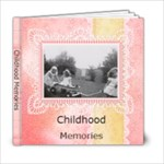 6x6-1 - 6x6 Photo Book (20 pages)