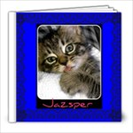 Jazsper - 8x8 Photo Book (20 pages)