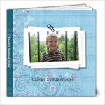 Calen s summer 2010 - 8x8 Photo Book (20 pages)
