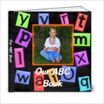 abc book - 6x6 Photo Book (20 pages)