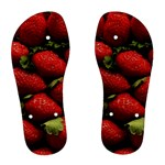 Strawberry - Woman s flip flops - Women s Flip Flops