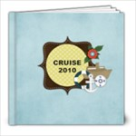 8 x 8 (20 pages) - template CRUISE - 8x8 Photo Book (20 pages)