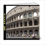 ITALIA 2009 - 6x6 Photo Book (20 pages)