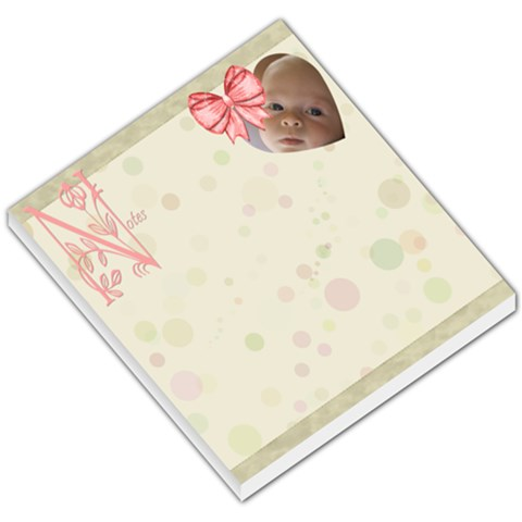 Lazy Days Memo Pad3 By Joan T   Small Memo Pads   Upows6vvufeq   Www Artscow Com