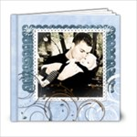 blueberry choc 6x6 template book - 6x6 Photo Book (20 pages)