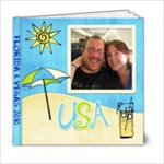 America2010 - 6x6 Photo Book (20 pages)