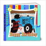Johnny s 1st Birthday - 6x6 Photo Book (20 pages)