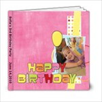 Sofia 3rd birthday - 6x6 Photo Book (20 pages)