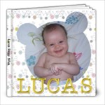 Lucas 20 - 8x8 Photo Book (20 pages)