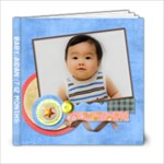 Aidan (7-12 Months) - 6x6 Photo Book (20 pages)