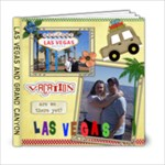 Las Vegas - 6x6 Photo Book (20 pages)