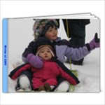 Winter of 2009 - 9x7 Photo Book (20 pages)