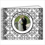 Happily Ever After Wedding 9x7 Book - 9x7 Photo Book (20 pages)