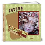 Fall 2010 - 8x8 Photo Book (20 pages)