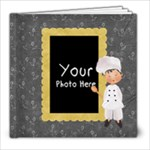 Kitchen Kids - 8x8 Photo Book (20 pages)