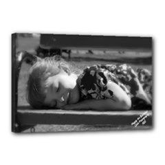 Saphria 18 x 12 stretched canvas - Canvas 18  x 12  (Stretched)