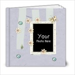 Girly 6x6 - 6x6 Photo Book (20 pages)