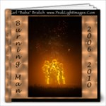 40 page Burning Man Art 2006-2010 12x12 inch - 12x12 Photo Book (40 pages)