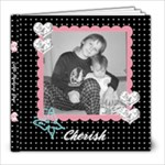 Cherish Album - 8x8 Photo Book (20 pages)