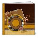 8x8 Autumn Album - 8x8 Photo Book (20 pages)