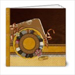 6x6 Autumn Album - 6x6 Photo Book (20 pages)