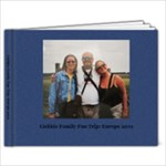 euro 01 bk1 - 9x7 Photo Book (20 pages)