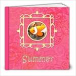 Melon Surprise 8x8 book - 20 pages - 8x8 Photo Book (20 pages)