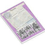 Reminders - Large Memo Pads