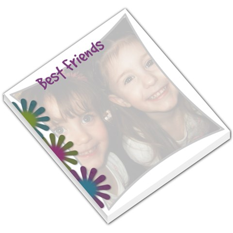 Best Friends By Amanda Bunn   Small Memo Pads   Z0wkp8r1ofdx   Www Artscow Com