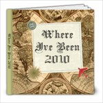 Travel 2010 - 8x8 Photo Book (20 pages)