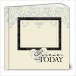Weddings 8x8 Book - 8x8 Photo Book (20 pages)