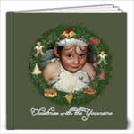 Christmas Album Vol 1 - 12x12 Photo Book (20 pages)