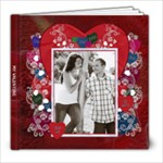 My Valentine 8x8 Photo Book - 8x8 Photo Book (20 pages)