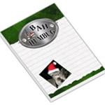 Bah Humbug Large memo pad - Large Memo Pads