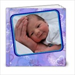 Baby Boy 6x6 Photo Book 20 pages - 6x6 Photo Book (20 pages)