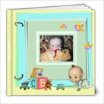 My Precious 8x8 Photo Book (20 pages)