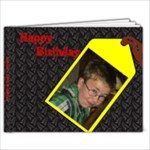 austinbdaybook - 9x7 Photo Book (20 pages)