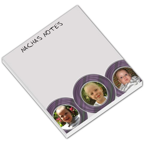 Kids By Ruchy   Small Memo Pads   Dey3jtnl8qjr   Www Artscow Com
