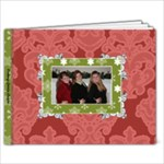 Making Spirits Bright 9x7 20 Page Book - 9x7 Photo Book (20 pages)