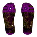 New Years Womens Flip Flops 3 - Women s Flip Flops